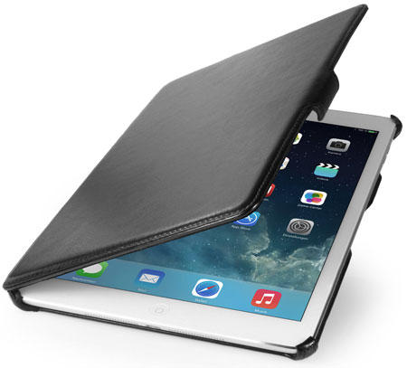 Apple iPad Air Hülle in Schwarz