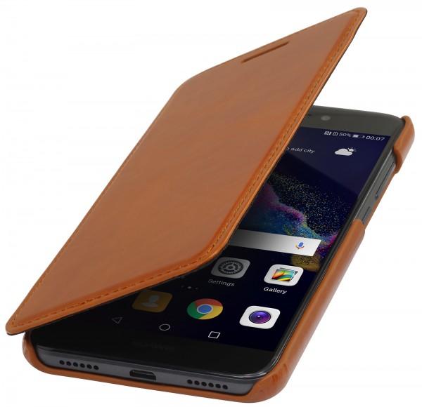 StilGut - Huawei P8 lite 2017 Case Book Type ohne Clip