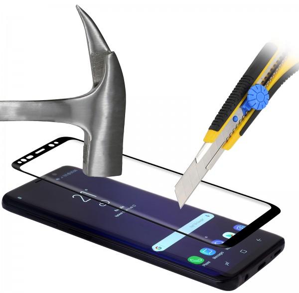 StilGut - Panzerglas Samsung Galaxy S9 Edge to Edge