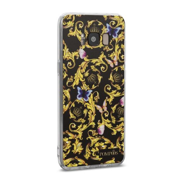 POMPÖÖS by StilGut - Samsung Galaxy S8 Cover Royal - Design by HARALD GLÖÖCKLER