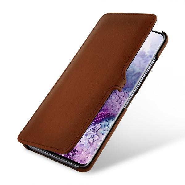 StilGut - Samsung Galaxy S20 Plus Tasche Book Type mit Clip