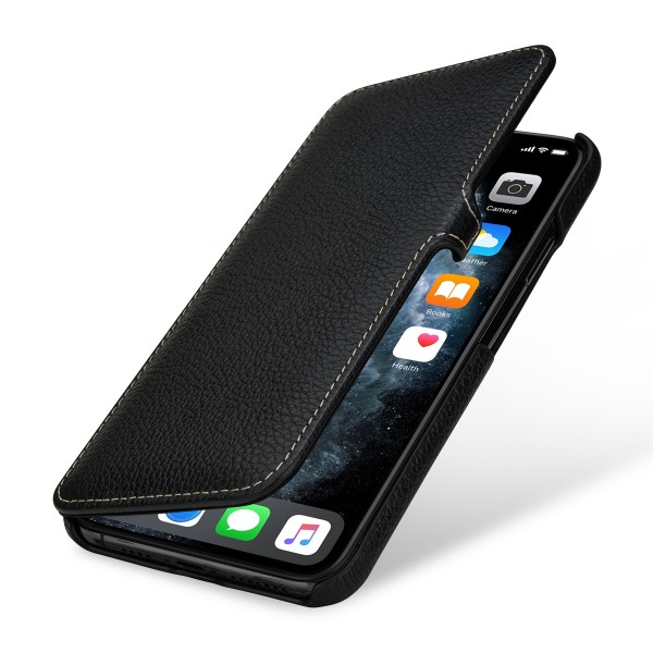 StilGut - iPhone 11 Pro Max Tasche Book Type mit Clip