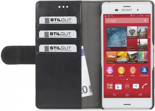 """StilGut - Handyhülle für Sony Xperia Z3 """"Talis"""""""