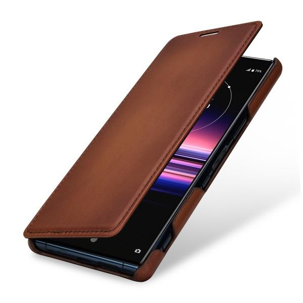 StilGut - Sony Xperia 5 Case Book Type
