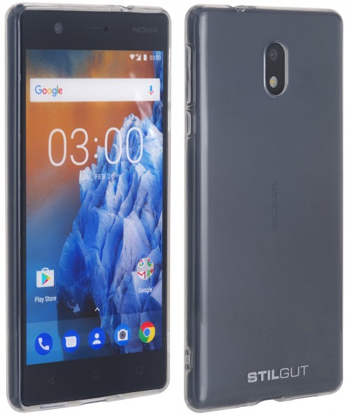 StilGut - Nokia 3 Cover