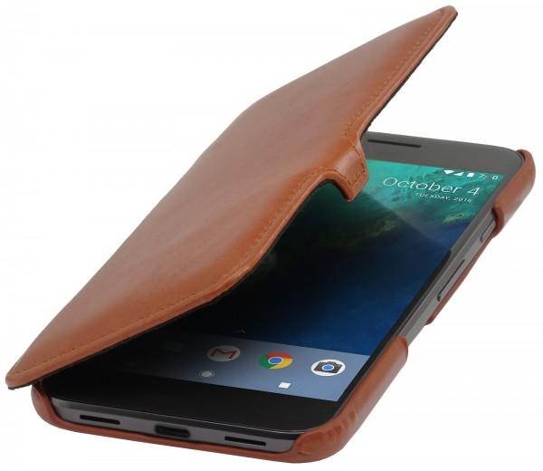 StilGut - Google Pixel XL Tasche Book Type mit Clip