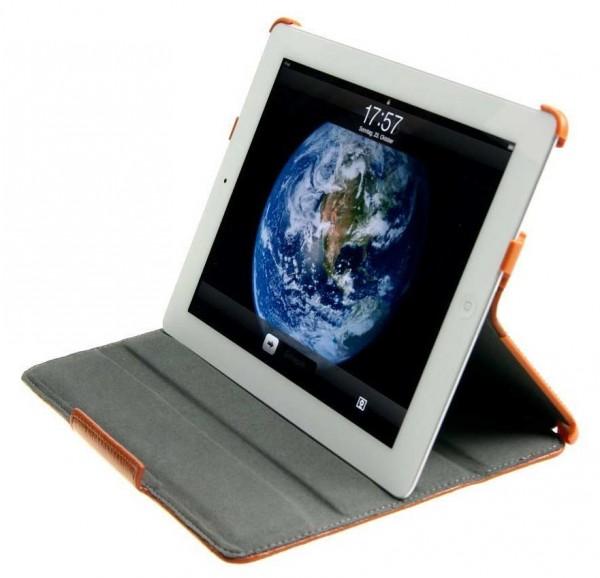 StilGut - Magic Case für iPad 2 aus Leder
