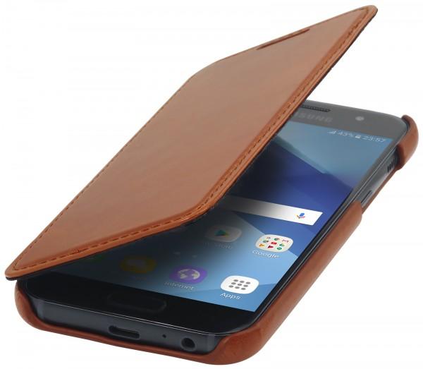StilGut - Samsung Galaxy A3 (2017) Case Book Type ohne Clip