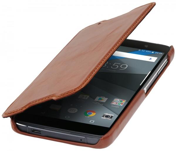 StilGut - BlackBerry DTEK50 Case Book Type ohne Clip