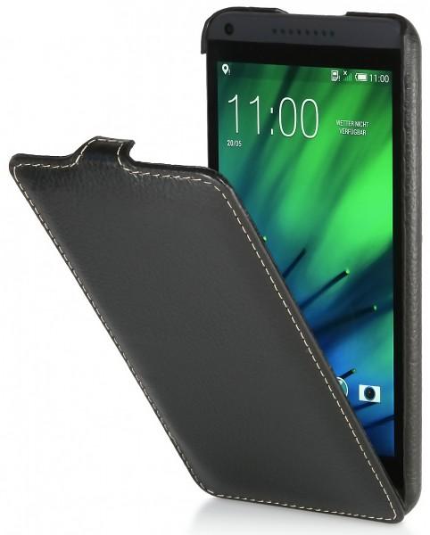 StilGut - UltraSlim Case für HTC Desire 816 aus Leder