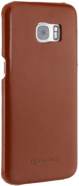 StilGut - Samsung Galaxy S7 edge Cover aus Leder