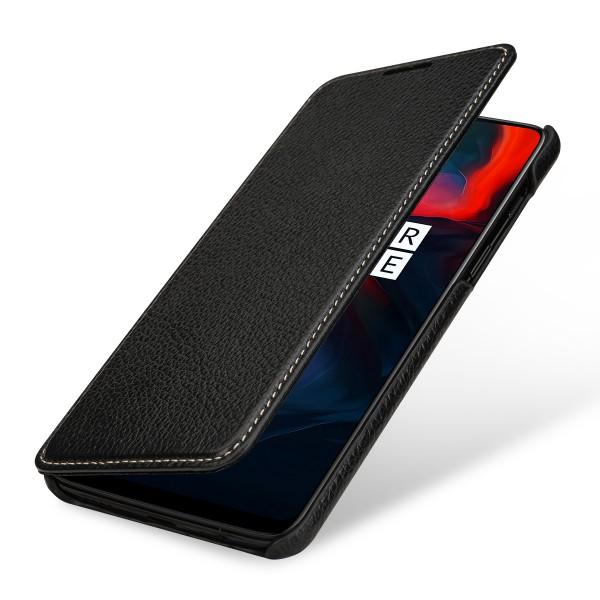 StilGut - OnePlus 6 Case Book Type ohne Clip
