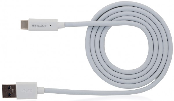 StilGut - USB C auf USB Kabel [3.0]