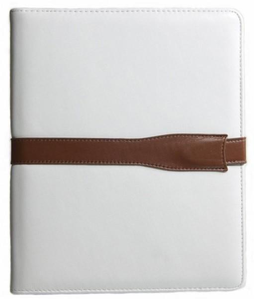 StilGut - iPad 1 Tasche mit Lederverschluss