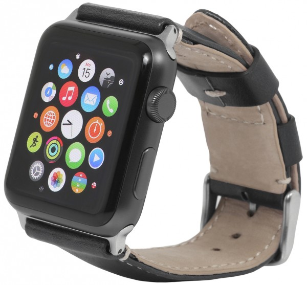 StilGut - Apple Watch Armband aus Leder
