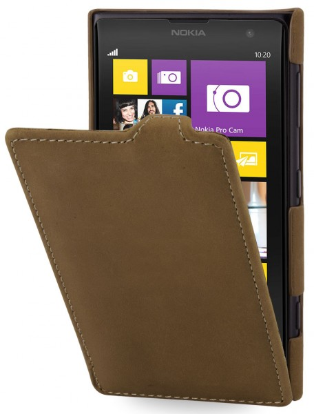 StilGut - UltraSlim Case für Nokia Lumia 1020 Old Style