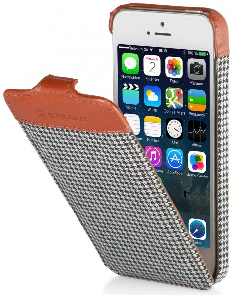 StilGut - UltraSlim Case Fashion-Serie für iPhone 5s