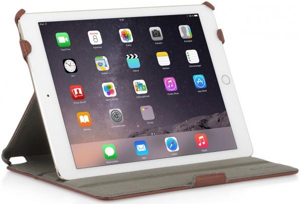 """StilGut - Hülle für iPad Air 2 """"UltraSlim"""" mit Standfunktion"""