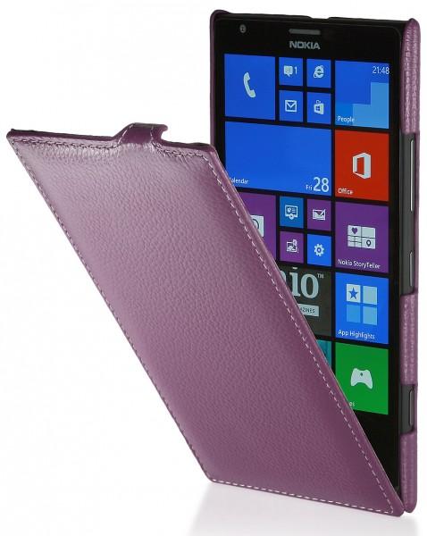 StilGut - UltraSlim Case für Nokia Lumia 1520 aus Leder