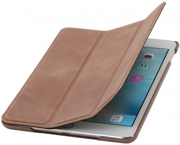 """StilGut – iPad mini 4 Hülle """"Couverture"""" aus Leder"""