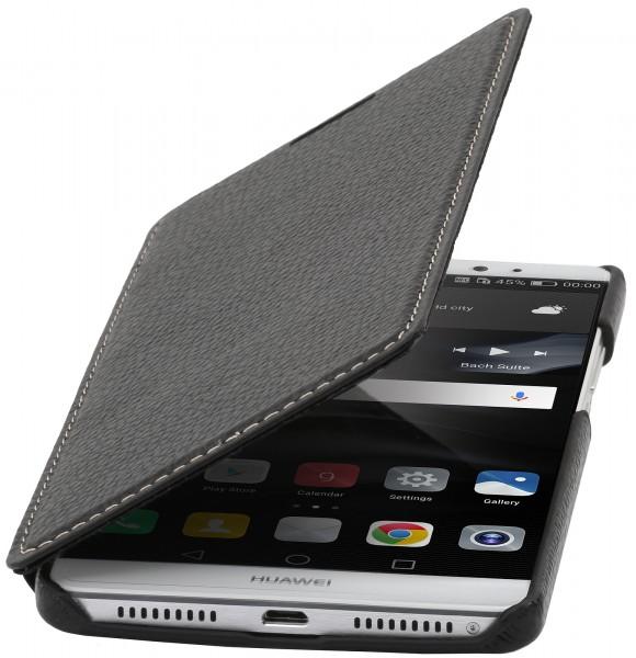 StilGut - Huawei Mate 8 Case Book Type aus Leder ohne Clip