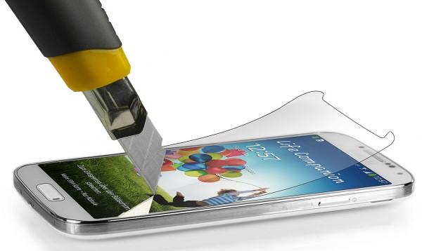 """StilGut - Displayschutzfolie """"Panzerglas"""" für Samsung Galaxy S4"""