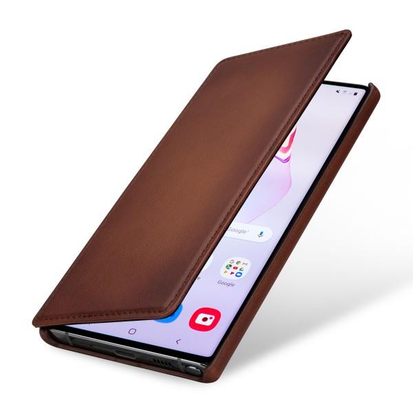 StilGut - Samsung Galaxy Note 10 Case Book Type ohne Clip