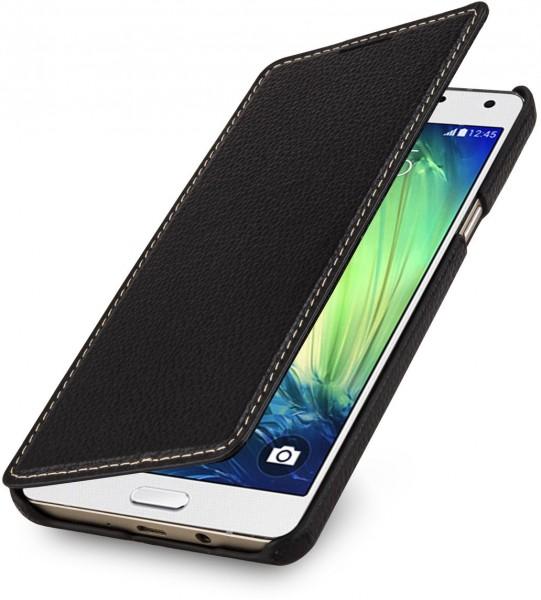 """StilGut - Handyhülle für Galaxy A7 """"Book Type"""" ohne Clip"""