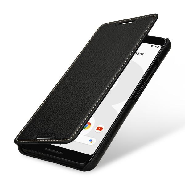 StilGut - Google Pixel 3 Case Book Type ohne Clip