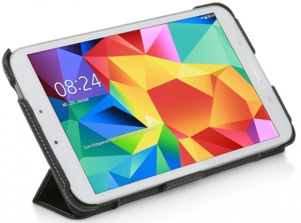 StilGut - Couverture Case für das Samsung Galaxy Tab 4 8.0