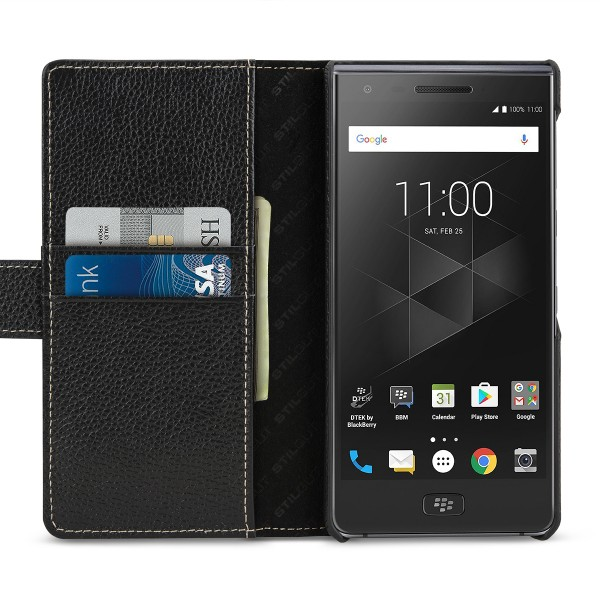 StilGut - BlackBerry Motion Hülle Talis mit Kreditkartenfach
