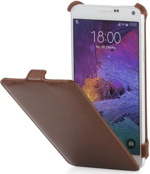 """StilGut - Handyhülle für Samsung Galaxy Note 4 """"Slim Case"""""""