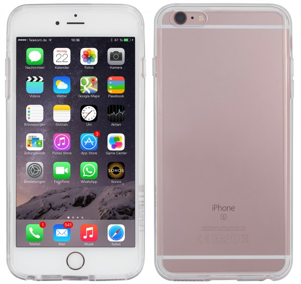 StilGut - iPhone 6 Plus Bumper