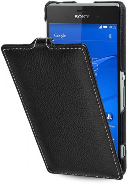 "StilGut - Handyhülle für Sony Xperia Z3 ""UltraSlim"" aus Leder"