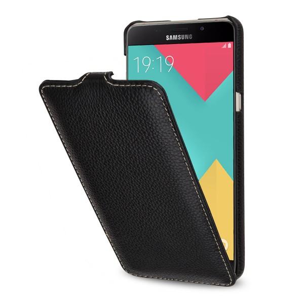 StilGut - Samsung Galaxy A9 (2016) Hülle UltraSlim aus Leder
