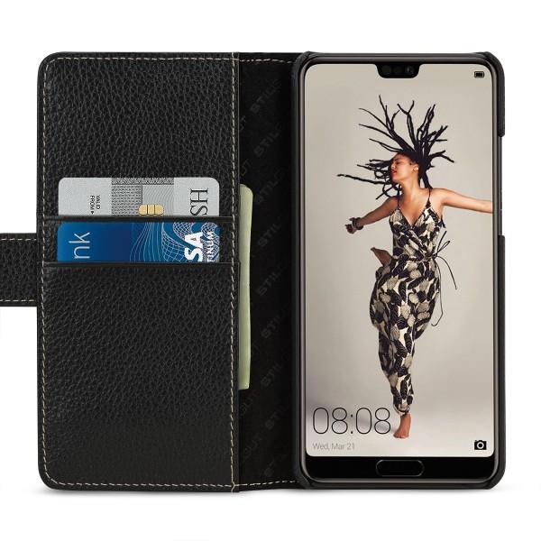 StilGut - Huawei P20 Hülle Talis mit Kreditkartenfach