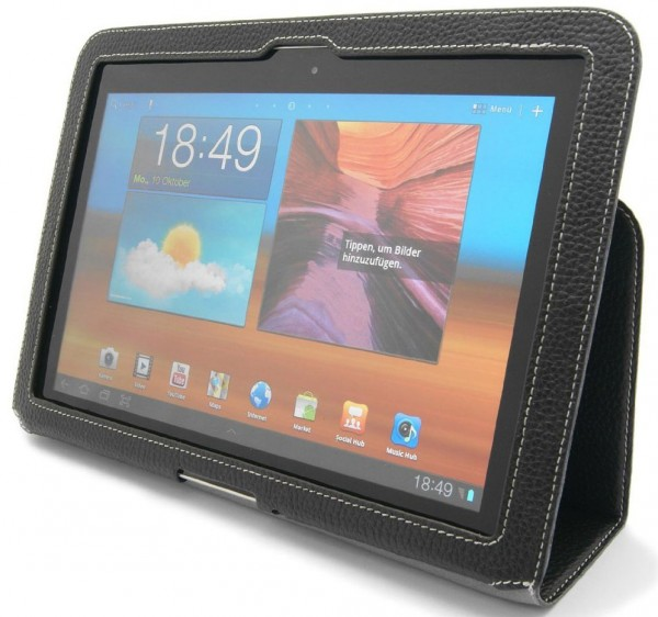 StilGut - Executive Case für Galaxy Tab 10.1 & 10.1N (P7500)