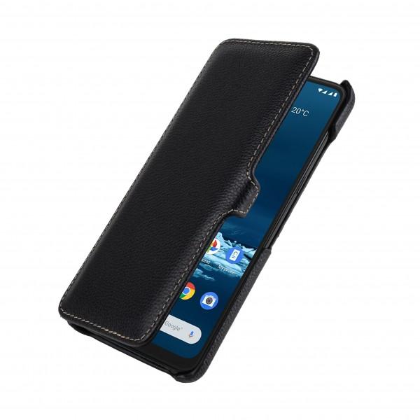StilGut - Nokia 5.3 Tasche Book Type mit Clip