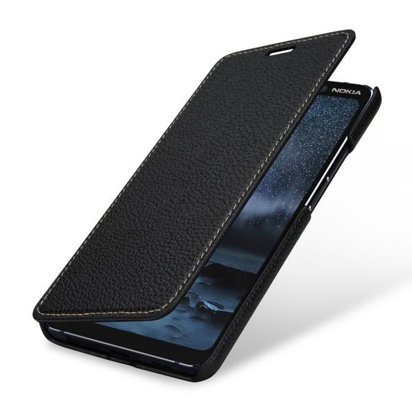 StilGut - Nokia 9 PureView Case Book Type ohne Clip
