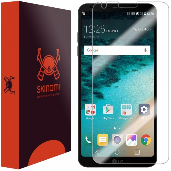Skinomi - Displayschutzfolie LG G6