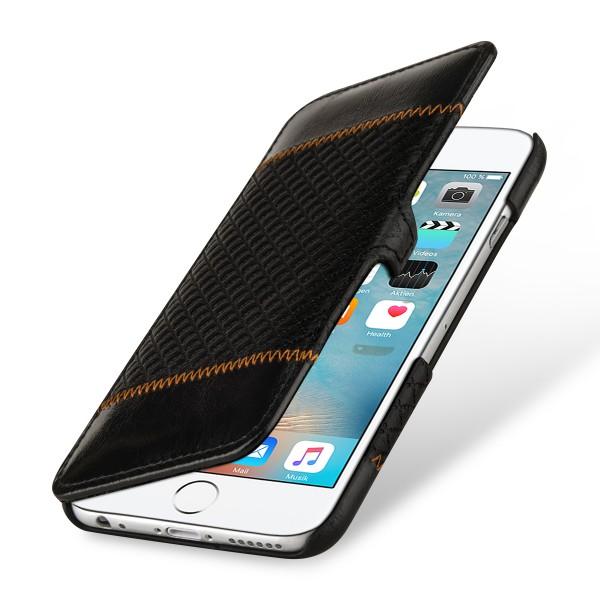 StilGut - iPhone 6 Tasche Book Type mit Standfunktion
