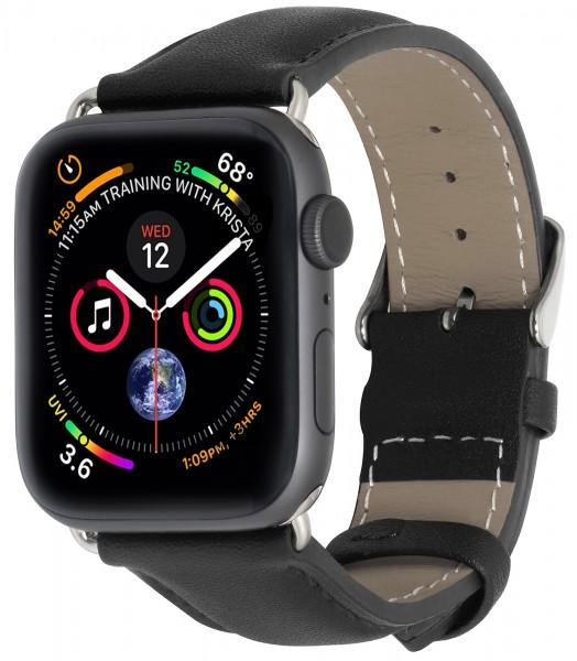 StilGut - Apple Watch 42/44 mm Armband aus Leder
