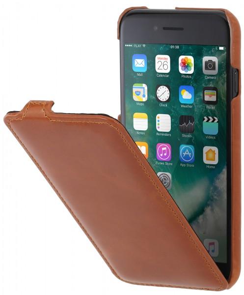 StilGut - iPhone 7 Plus Hülle UltraSlim aus Leder
