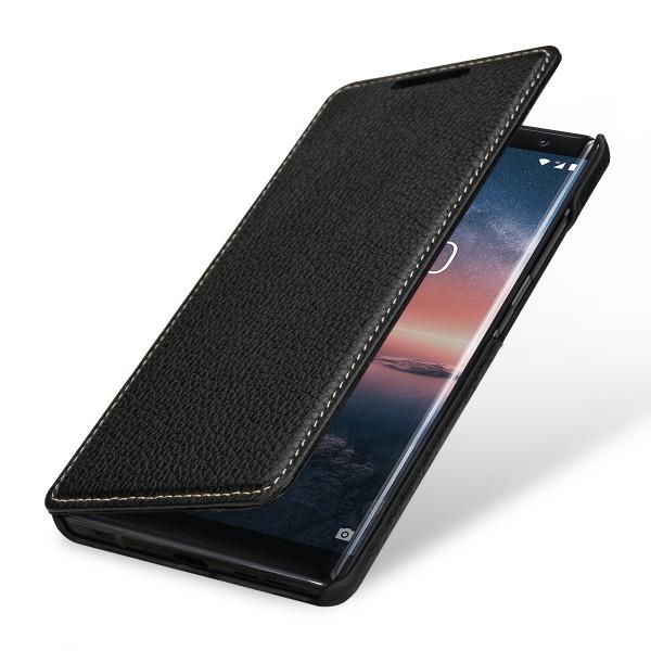StilGut - Nokia 8 Sirocco Case Book Type ohne Clip