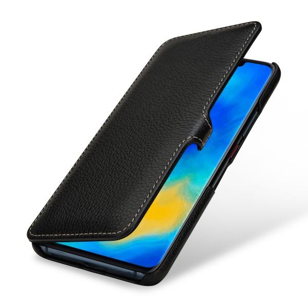 StilGut - Huawei Mate 20 Pro Tasche Book Type mit Clip