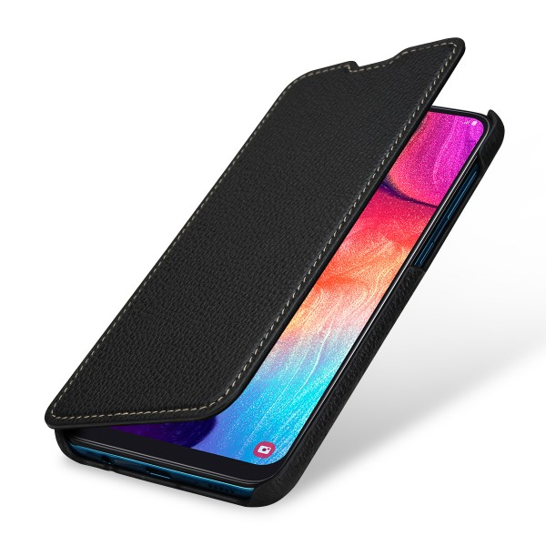 StilGut - Samsung Galaxy A50 Case Book Type ohne Clip