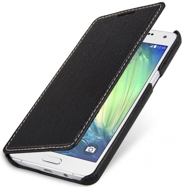 """StilGut - Handyhülle für Samsung Galaxy A5 """"Book Type"""" ohne Clip"""