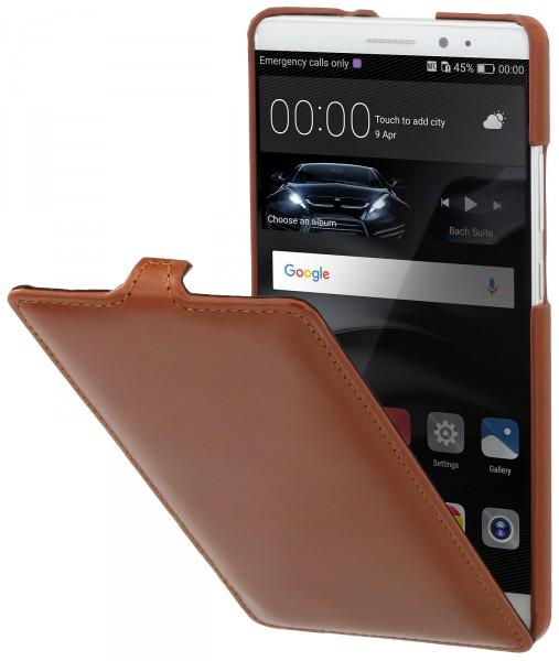 StilGut - Huawei Mate 8 Hülle UltraSlim aus Leder