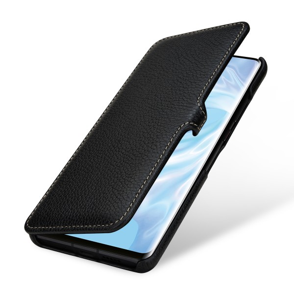 StilGut - Huawei P30 Pro Tasche Book Type mit Clip