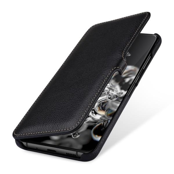 StilGut - Samsung Galaxy S20 Ultra Tasche Book Type mit Clip